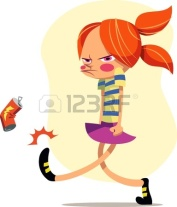 15956618-a-vector-illustration-of-an-angry-girl-kicking-a-soda-can