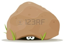 18409579-illustration-of-funny-cartoon-creature-or-animal-character-s-eyes-hiding-under-big-rock-stone-s-holl
